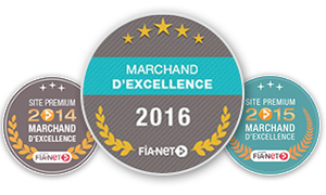 Macaron marchand excellence 2016